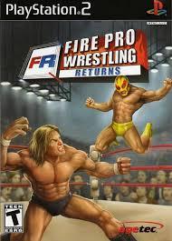 Free Download Fire Pro Wrestling Returns Games PCSX2 ISO PC Games Untuk Komputer Full Version  ZGASPC
