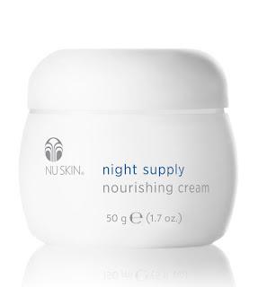 Night Supply Nourishing Cream Nuskin