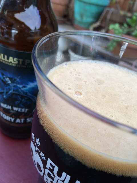 Ballast Point Victory at Sea High West Barrel Aged Porter 2