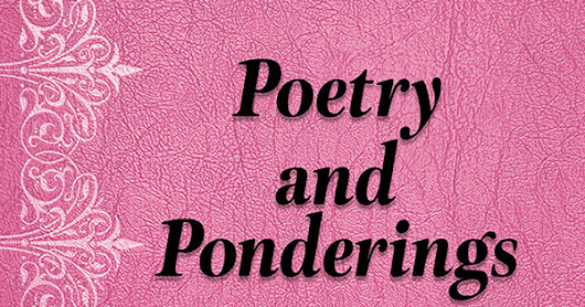 Review of Poetry and Ponderings by Diamante Lavendar