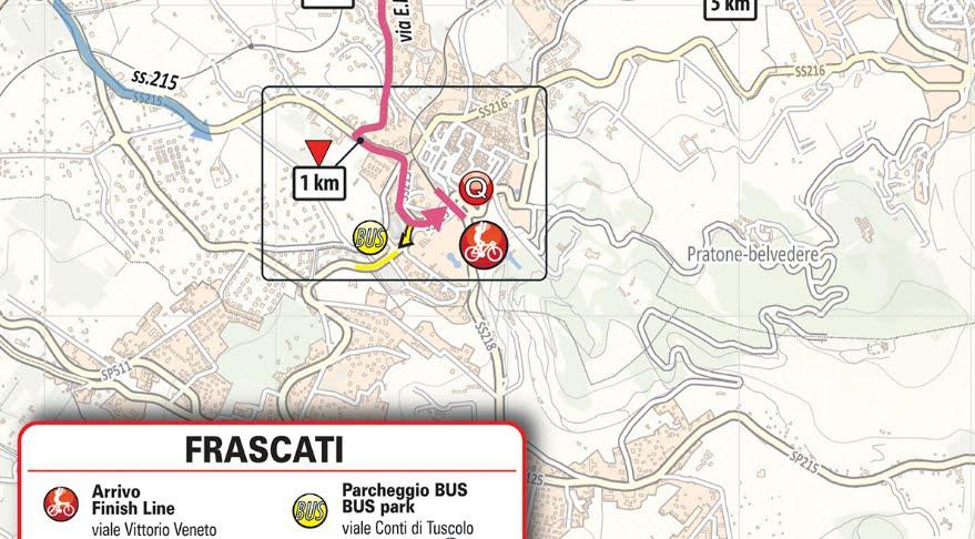 Rojadirecta GIRO D'ITALIA 2019 Streaming Orbetello Frascati: 4° Tappa Oggi 14 maggio in Diretta Rai.