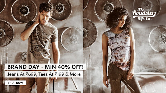 Up to 50% off on BlockBuster Sale Myntra