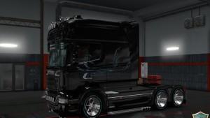 Volk Skin V3 for Scania RJL