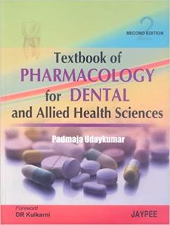 Textbook of Pharmacology - Padmaja Udaykumar - 2nd Edition
