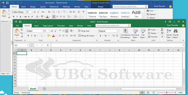 Office 2016 Pro Plus - UBG Software