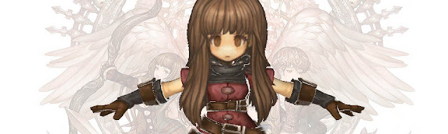 RagnaToS - About heads and hair in Tree of Savior