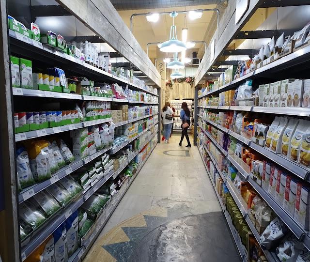 LIV Organic and Natural Food Market