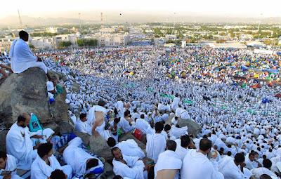 Wukuf, Inti Ibadah Haji Di Tanah Suci