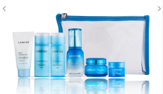 LANEIGE Essential Trial Set Light