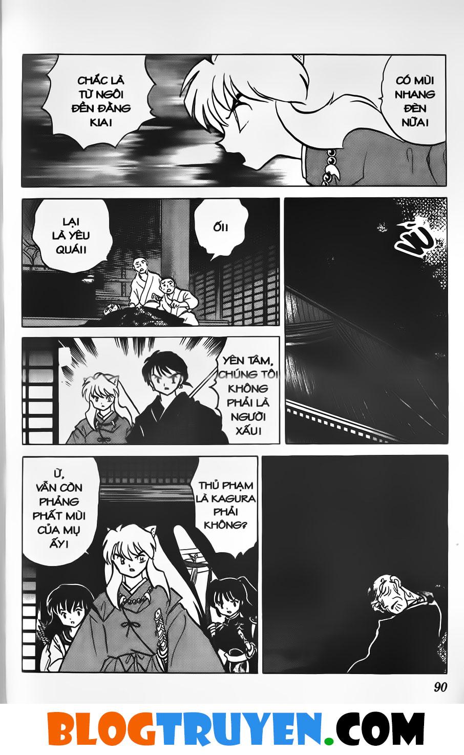 Inuyasha vol 30.5 trang 15