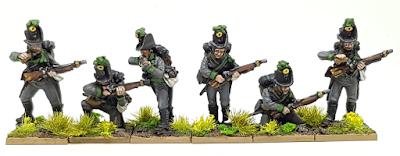 Austrian Jaegers