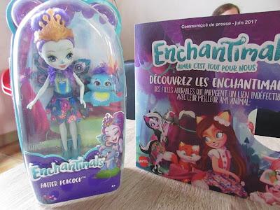 avis sur les poupées enchantimals