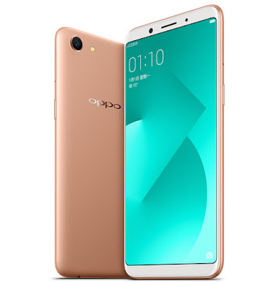 Oppo A83 With 5.7-Inch 18:9 Display, Face Unlock Feature Launched: Full Specifications, Pricing & Availability