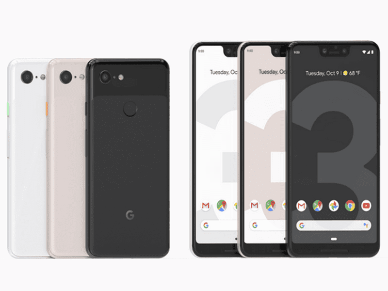 The Google Pixel 3 XL design can be improved