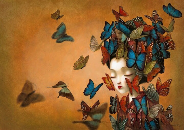 Ilustração, Benjamin Lacombe, Pensamentos Valem Ouro, reflexão, Parada Estratégica, Poesia, versos, Vanessa Vieira Poesia