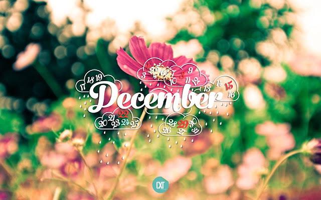 Stt tháng 12, Status xin chào tháng mười hai mùa đông rét mướt