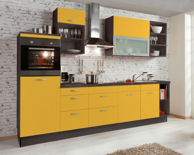 Küchenzeilen Mit Elektrogeräten