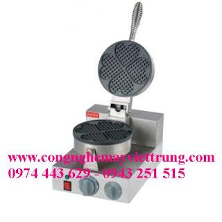 Bán máy làm bánh waffle, máy nướng bánh hình trái tim, máy làm bánh hình tổ ong, lh-0974710295