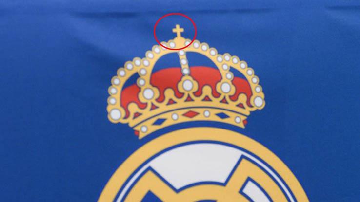 Real Madrid Logo Ohne Kreuz