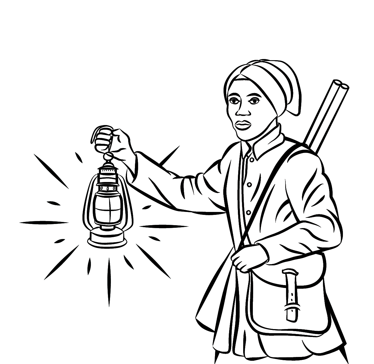 Free Worksheet Harriet Tubman Worksheets rosa parks coloring pages printable color a picture of harriet tubman ali crokky pages