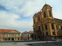 cattedrale cattolica timisoara