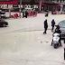 Kanak-kanak kencing di tengah jalan maut digilis bas