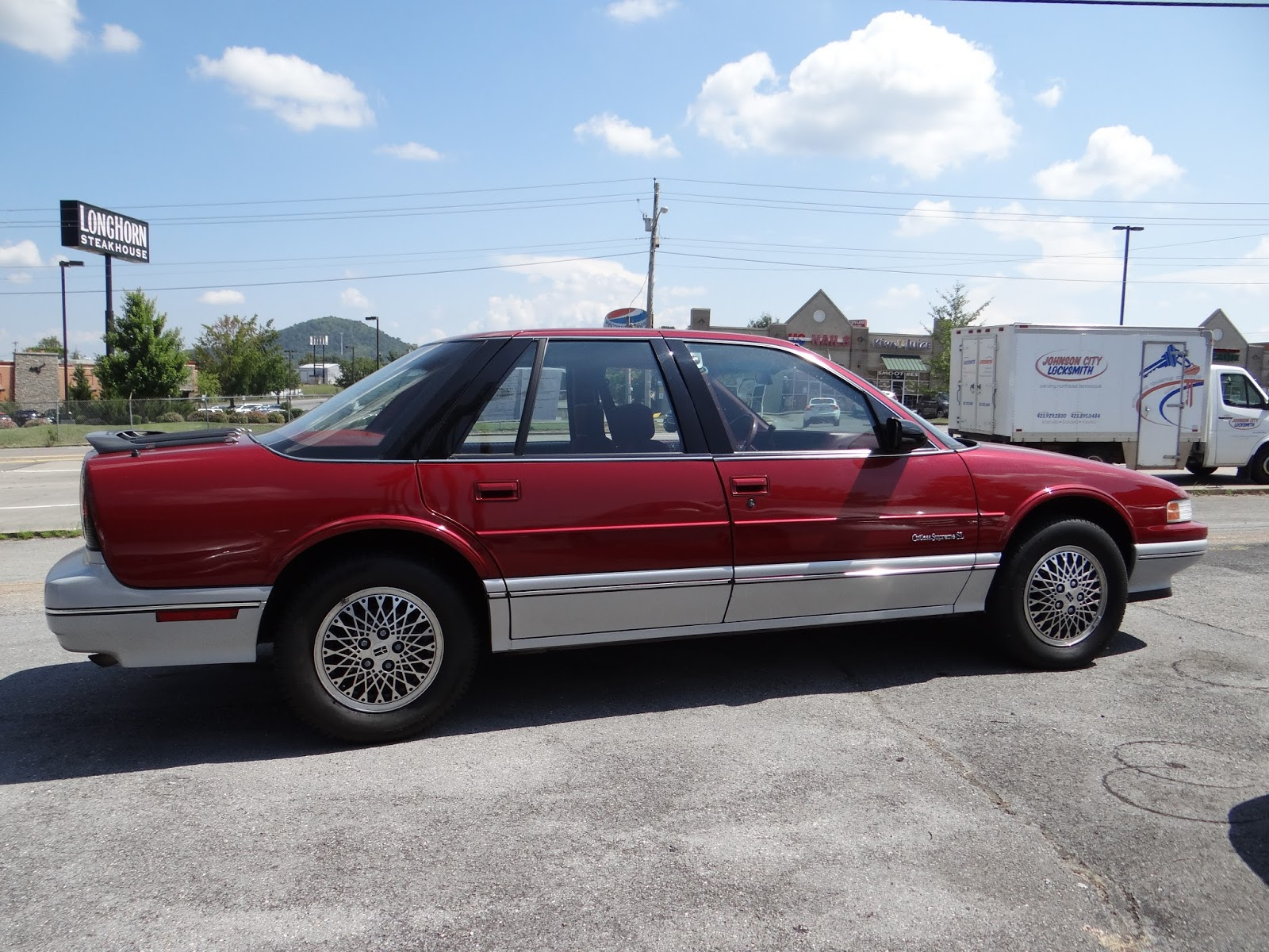 Retro Review 1991 Oldsmobile Cutlass Supreme SLLooking Back To