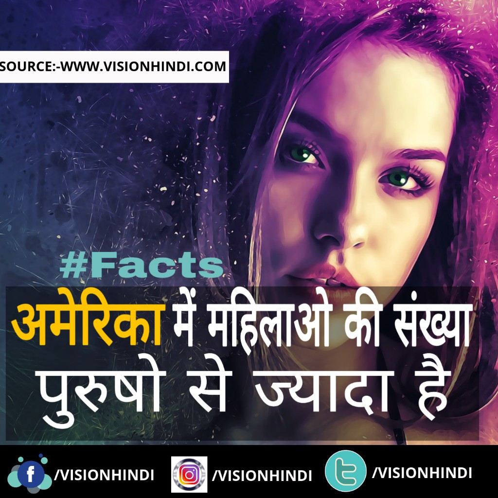INTERESTING AND PHYSIOLOGICAL FACTS ABOUT WOMEN/GIRLS IN HINDI(महिला/लड़कियों के बारे में रोचक तथ्य)