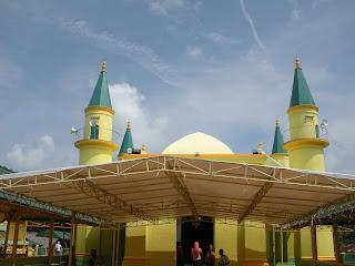 Mesjid Raya Pulau Penyengat