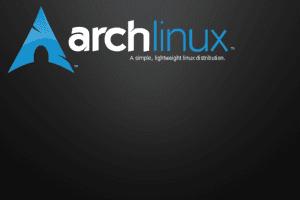 Parte 1 - Instalando Arch Linux - preparando o ambiente