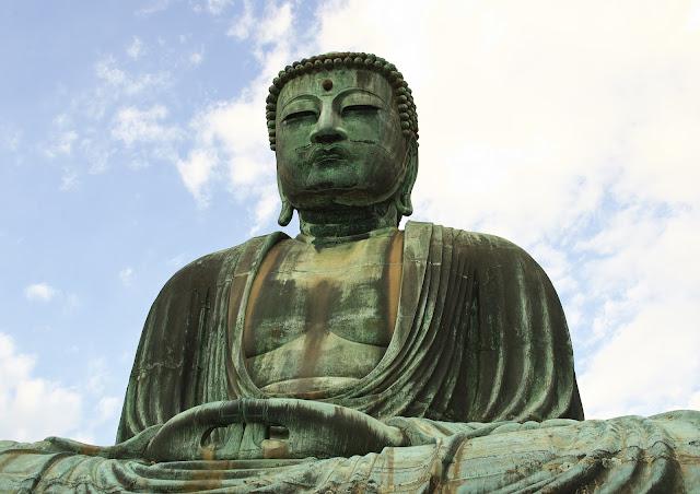 長谷の大仏さんの写真