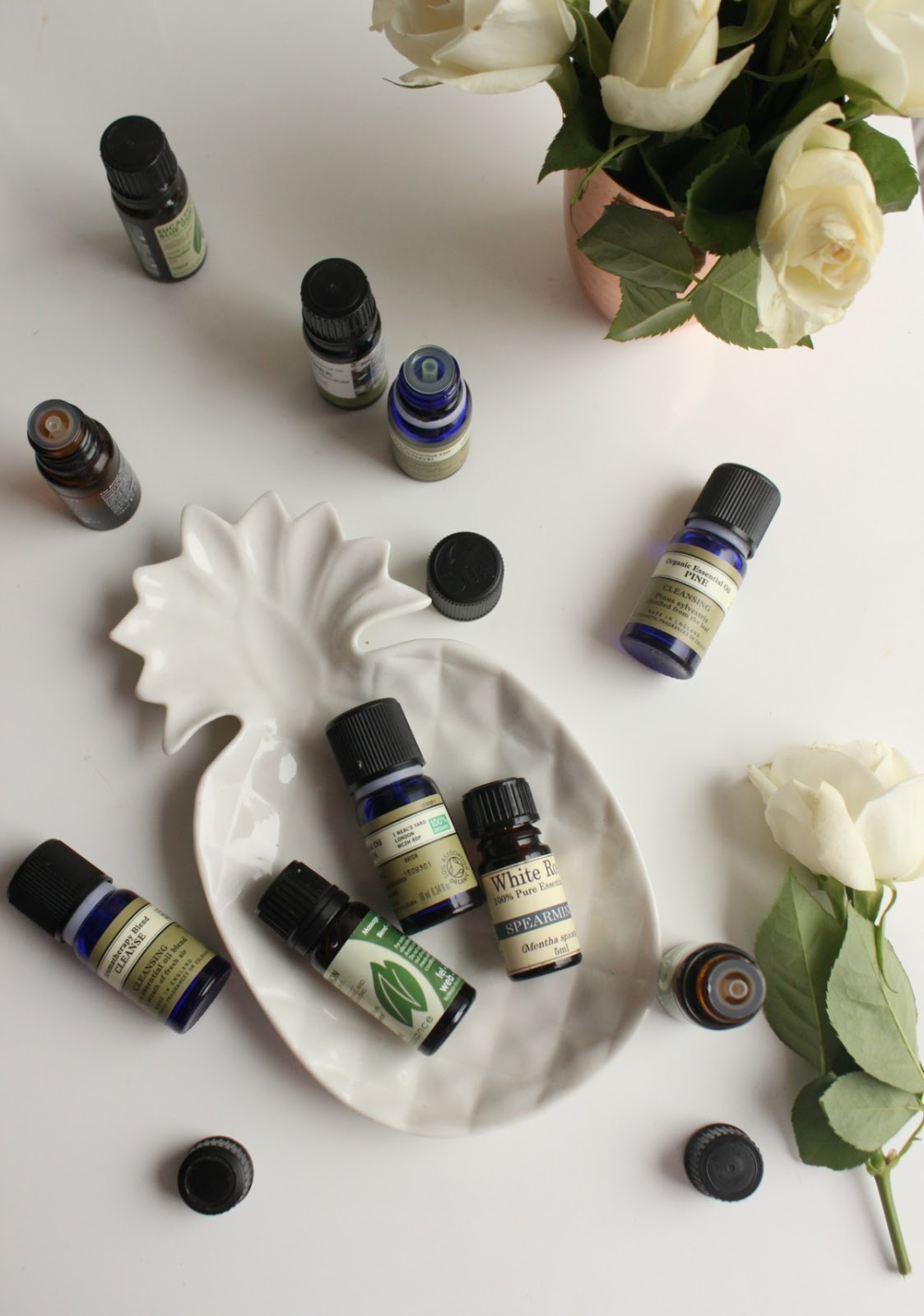 A Note on Essential Oils