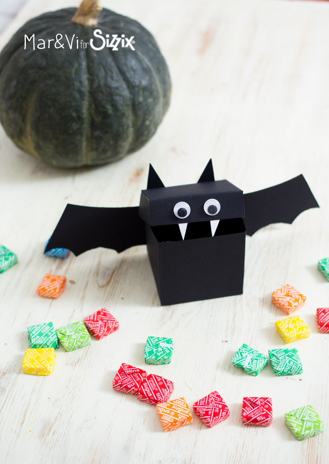 Scatolina per Halloween, tutorial in italiano