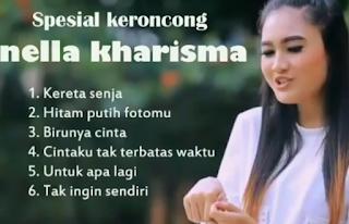 Download Lagu Mp3 Terbaik Spesial Nella Kharisma Full Album Keroncong Paling Hits dan Populer Lengkap