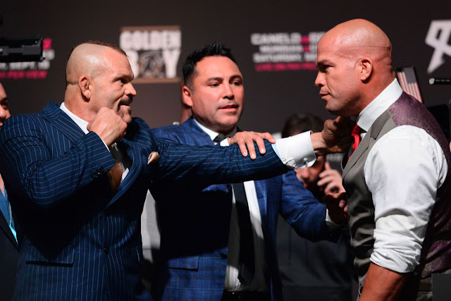Chuck Liddell vs. Tito Ortiz 3 Full Fight Card And Streaming Information