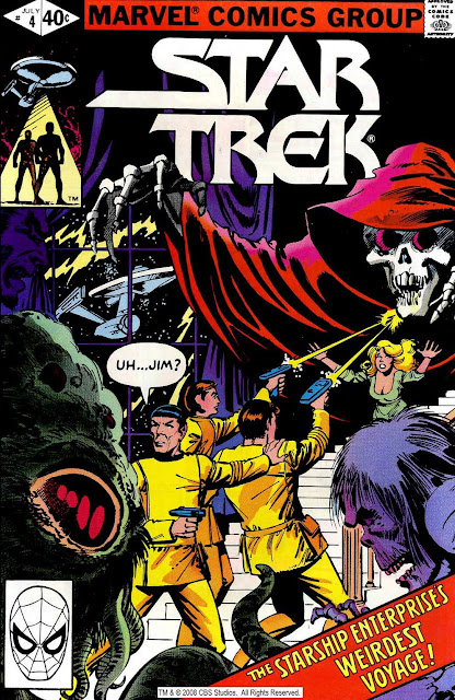 STAR TREK WEEK: Marvel Adventures