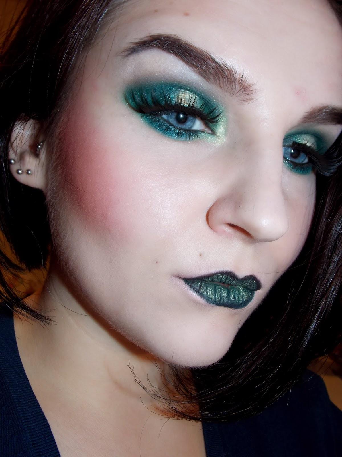 Deja Zu: Makeup Series: Seven Deadly Sins