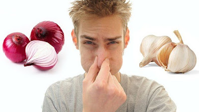 remedies for onion breath quickly and naturally