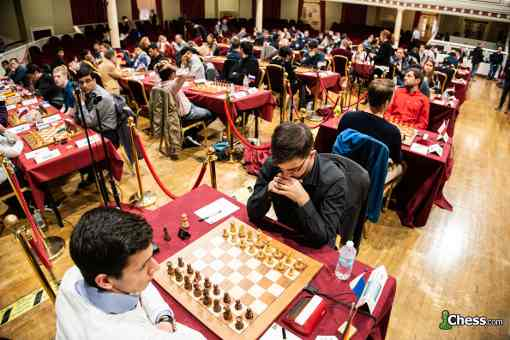 Le joueur d'échecs français Maxime Vachier-Lagrave - Photo © Chess.com/Maria Emelianova