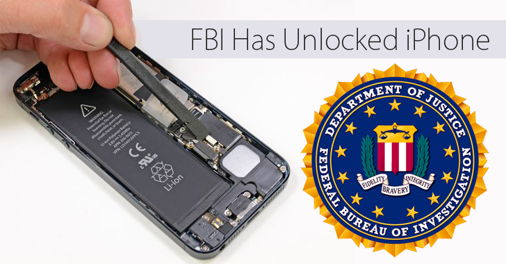 Image result for fbi unlocks phone