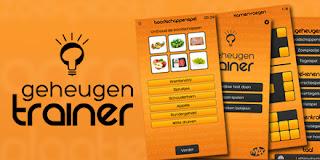 MAX viert 120.000+ downloads MAX Geheugentrainer app met 4 nieuwe spellen