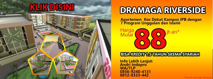 Apartemen-murah-di-bogor-aparkos-dramaga-riverside-gathering-1