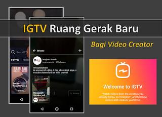 Panduan Menggunakan Aplikasi IGTV Instagram