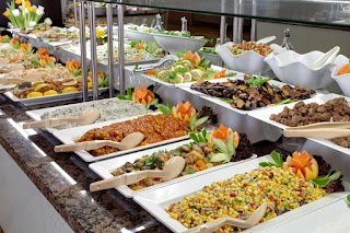 Kiến thức về quy trình tổ chức tiệc buffet