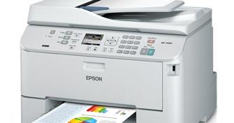 Epson WorkForce Pro WP-4590 PS3 PostScript Printer New