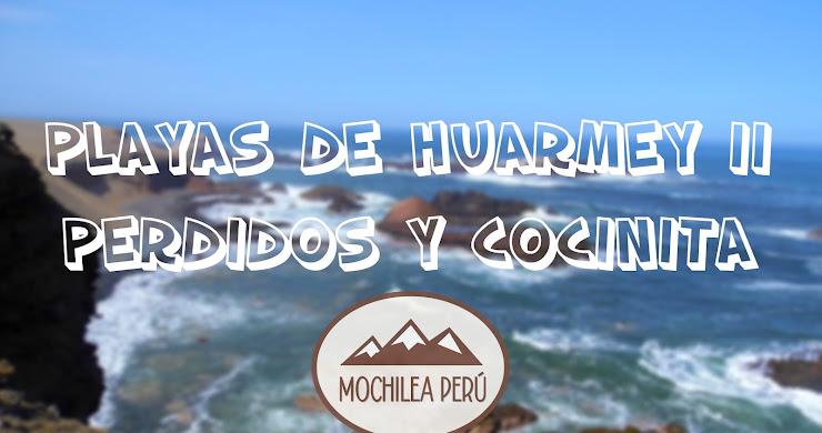 LAS PLAYAS DE HUARMEY II: LOS GRINGOS, LOS PERDIDOS Y LA COCINITA.