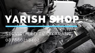 Jasa Servis TV LCD LED Cikarang