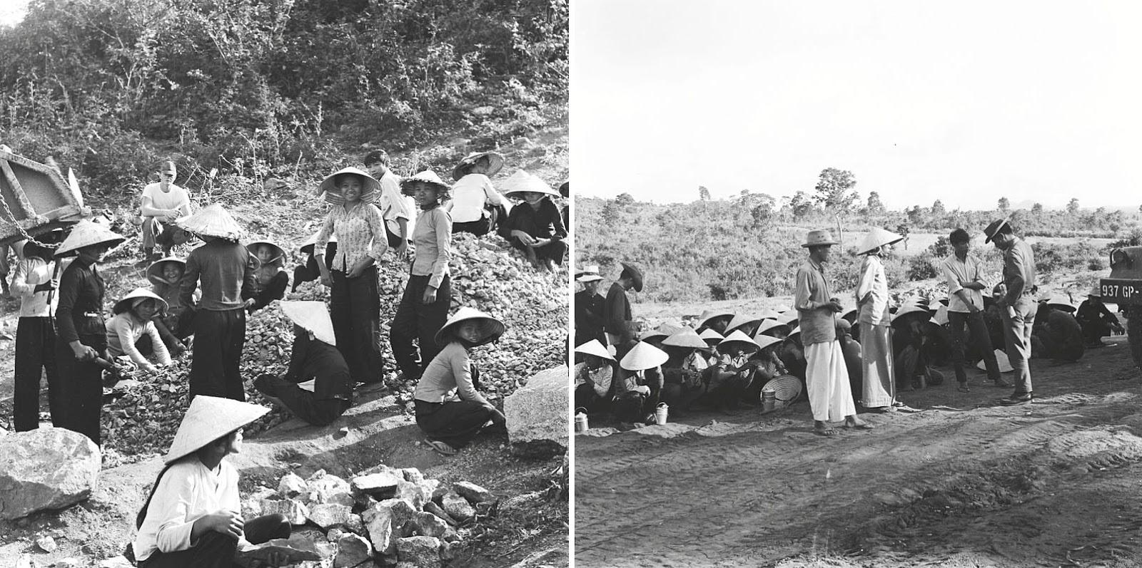 An Khe, Vietnam 1965-66