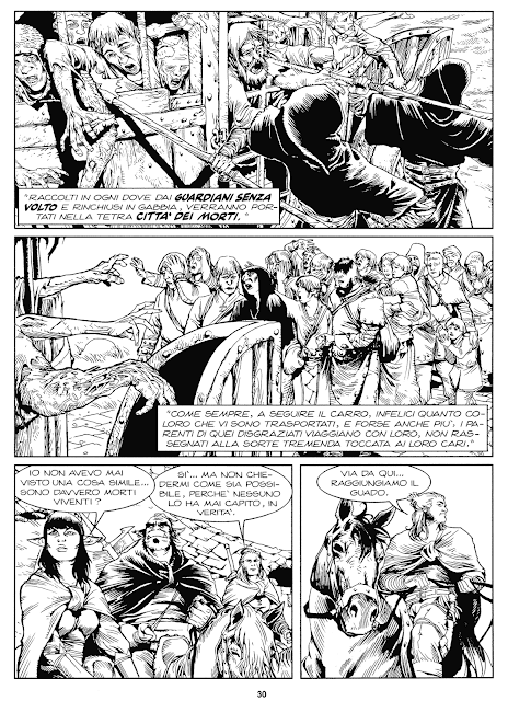Dragonero #5: Il raduno degli scout (pagina 30)