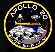 logotipo de apollo 20